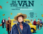 the-lady-in-the-van-affiche